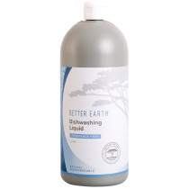 Better Earth Dishwashing Liquid - Scent Free