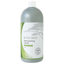 Better Earth Natural Dishwashing Liquid