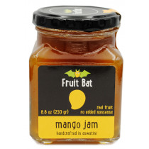 Black Mamba Fruit Bat Mango Jam