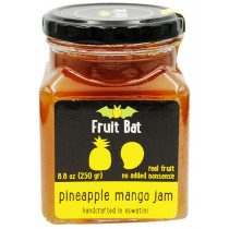 Black Mamba Fruit Bat Mango Pineapple Jam
