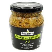 Green Mamba Coriander & Jalapeno Pesto