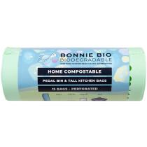 Bonnie Bio Compostable Pedal Bin Bags - 30 & 32 Litre