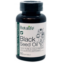 Botalife Black Seed Oil Capsules