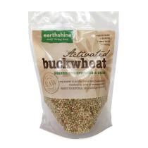 Earthshine Raw Activated Buckwheat