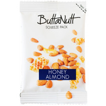 Buttanutt Honey Almond Spread - Squeeze Pack