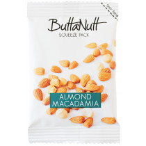Buttanutt Roasted Almond Spread - Squeeze Pack