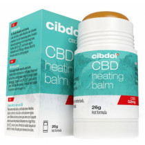 Cibdol CBD Heating Balm