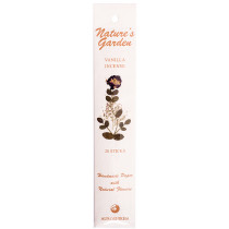 Nature's Garden Vanilla Incense