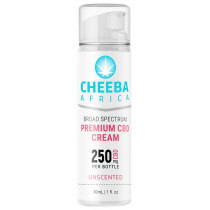 Cheeba Africa CBD Cream Unscented