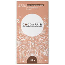 Cocoafair Chai Spice Chocolate