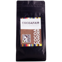 CocoaFair Organic Dutched Cocoa Powder