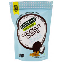 Cocomi- Coconut Chips - Salted Caramel