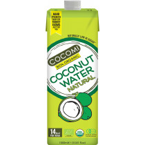 Cocomi - Coconut Water - Natural 1L