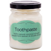 Coconut Connection Coconut Oil Toothpaste