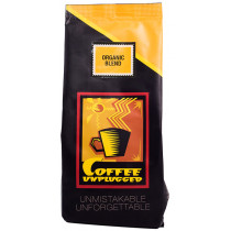 Coffee Unplugged Organic Blend Beans