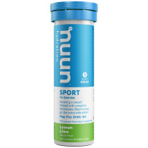 nuun Hydration Sport Lemon Lime