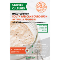 Crafty Cultures South African Sourdough Starter Culture