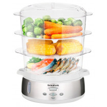 Taurus Digital Food Steamer Estilo Vapor