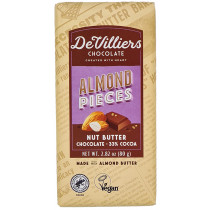 De Villiers Almond Nut Butter Chocolate