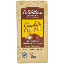 De Villiers Chocolate Cookie Nut Butter Chocolate