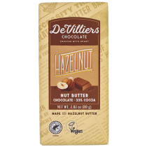 De Villiers Hazelnut Nut Butter Chocolate