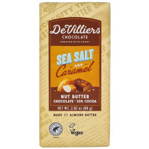 De Villiers Sea Salt & Caramel Nut Butter Chocolate
