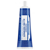 Dr. Bronner's Peppermint Toothpaste