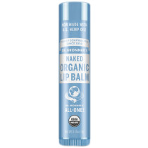Dr. Bronner's Lip Balm Naked (Unscented)