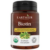 Earthier Organic Biotin