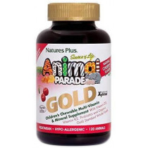 Animal Parade Gold Multivitamin Cherry 120's