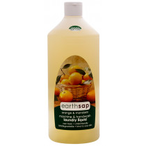 Earthsap Laundry Liquid - Orange & Mandarin