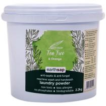 Earthsap Laundry Powder - Tea Tree & Orange