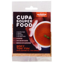 Earthshine Cupa Souper Food - Spicy Thom Yum