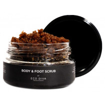 Eco Diva Natural Body & Foot Scrub
