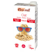 Ecomil Organic Oat Drink No Added Sugar