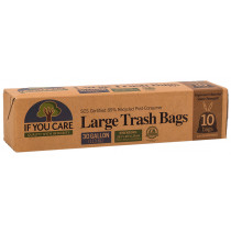 If You Care Recycled Large Trash Bags