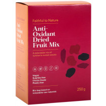 Faithful to Nature Anti-Oxidant Dried Fruit Mix