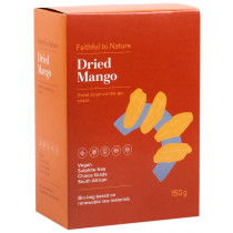 Faithful to Nature Dried Mango