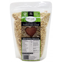 Entice Toasted Oats Cereal