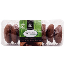 Entice Gluten Free Chocolate Biscuits