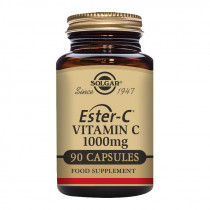 Solgar Ester-C Plus 1000mg Vitamin C Tablets - 90s