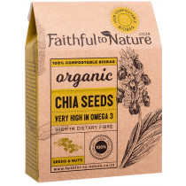 Faithful to Nature Organic Chia Seeds