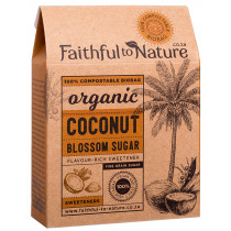 Faithful to Nature Organic Coconut Blossom Sugar (Fine)
