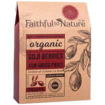 Faithful to Nature Organic Goji Berries