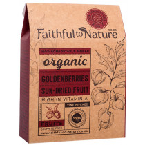 Faithful to Nature Organic Goldenberries