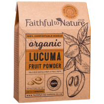 Faithful to Nature Organic Lucuma Powder
