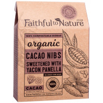Faithful to Nature Organic Yacon Cacao Nibs