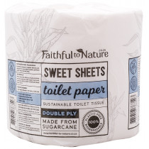 Faithful to Nature Sweet Sheets Double Ply