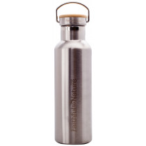 Faithful to Nature Stainless Steel Insulated Water Bottle