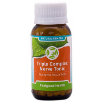 Feelgood Health Triple Complex Nerve Tonic